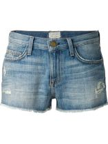 Current Elliott Cut Off Denim Shorts