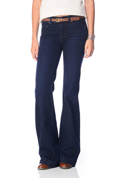 Free People Flared Denim Jeans