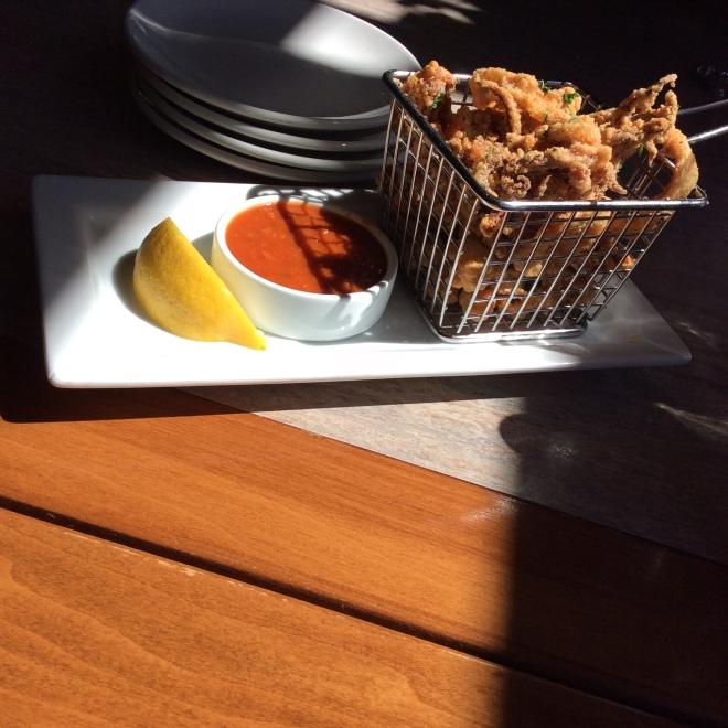 Fried Calamari Edgewater Grill Seaport Village