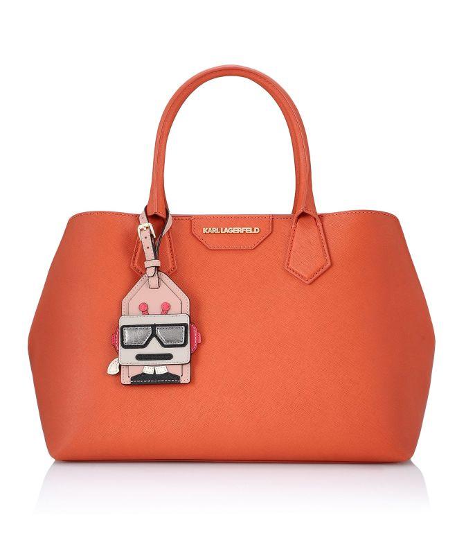 Karl Lagerfeld  Saffiano Shopper