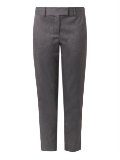 L'Agence Brushed Twill High Rise Trouser $80