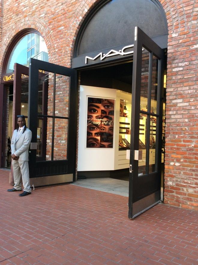 MAC Store Gaslamp District San Diego, CA