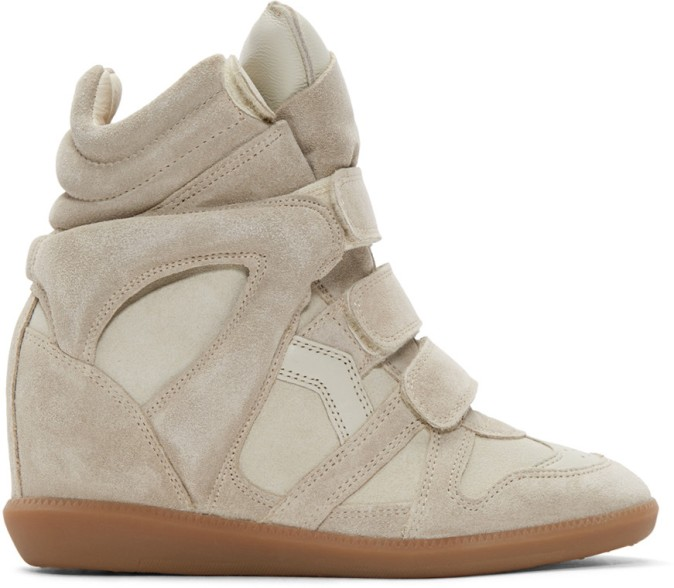 Isabel Marant Suede Wedge