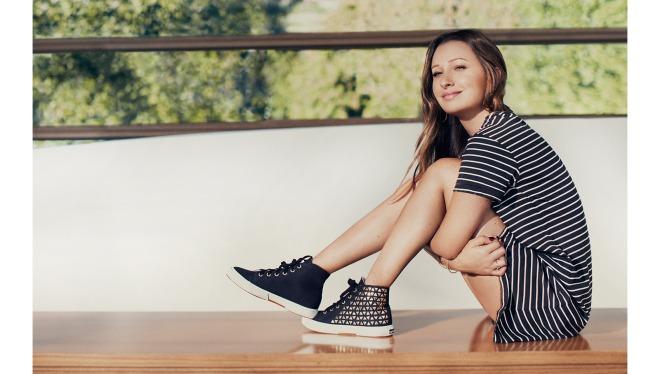 Jennifer Meyer for Superga