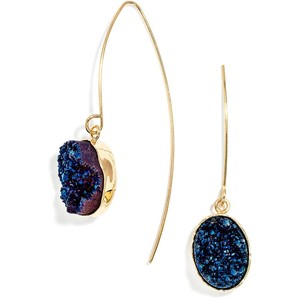 Bauble Bar Nightfall Threader Earring