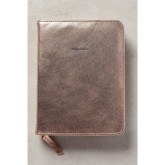 Anthropologie Metallic Idiom Journal
