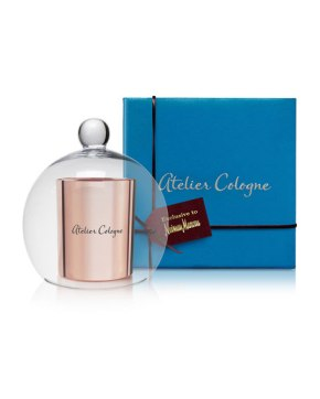 Atelier Cologne Redez-Vous Candle and Cloche Set