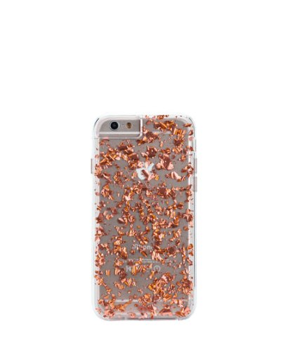 CaseMate Rose Gold Karat iPhone 6 Plus Case