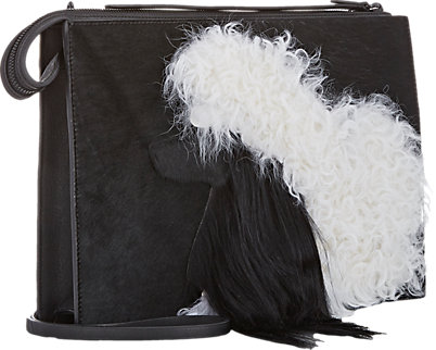3.1 Phillip Lim Depeche Large East-West Clutch