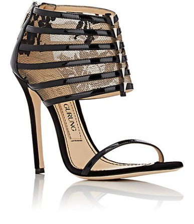 Prabal Gurung Multi-Strap Sandals