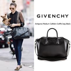 e08adce00ef6 Top to Bottom Street Style Givenchy Antigona