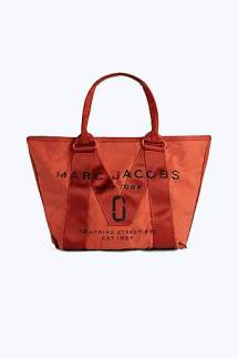 Marc Jacobs Small Logo Tote Orange