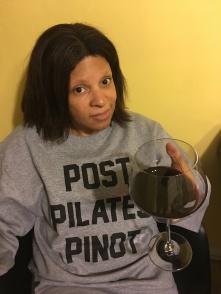 Post Pilates Pinot